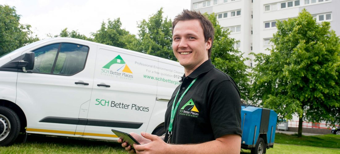 SCH Better Places – Environmental Services in Solihull & Birmingham
